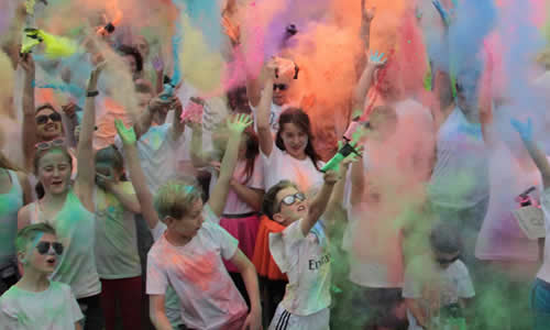 We Are Beams | Colour Dash