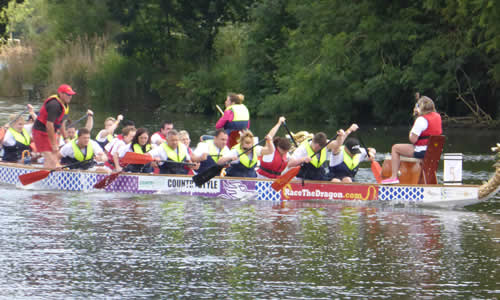 We Are Beams | Dragon Boat Race