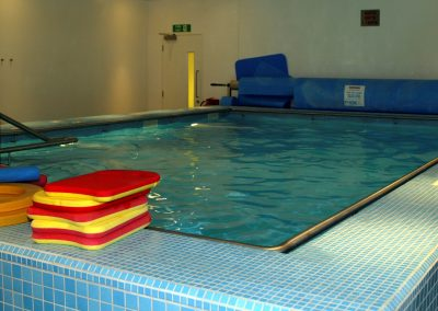 Hydrotherapy-pool